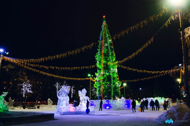 Стала известна тематика ледовых городков вМагнитогорске
