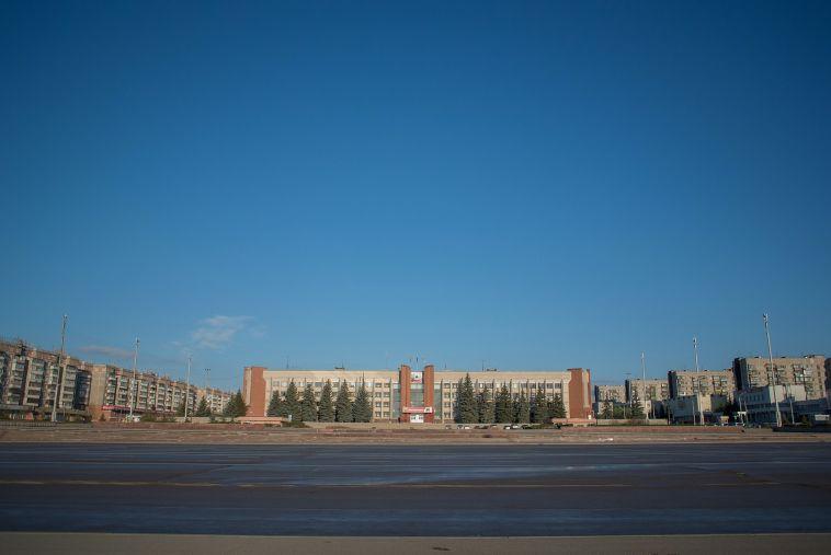Администрация предлагает аренду земли в исторической части города