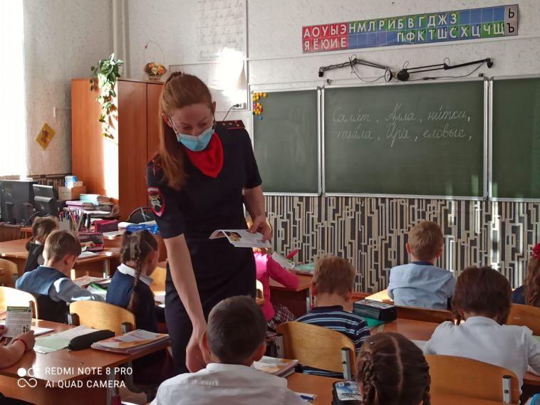 Госавтоинспекция проводит профилактическую акцию «Осенние каникулы»