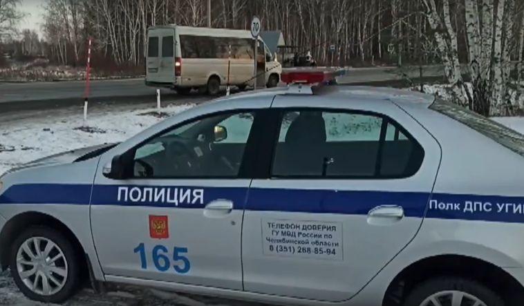 Пьяный водитель междугороднего автобуса вез людей вМагнитогорск