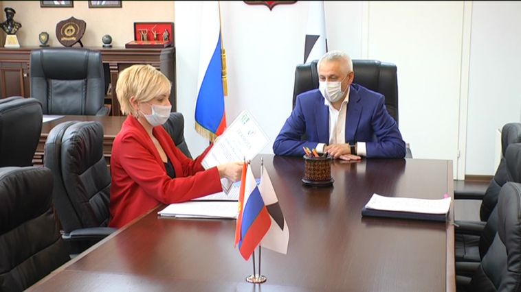 С рабочим визитом! В Магнитогорске побывала уполномоченный по правам человека в Челябинской области
