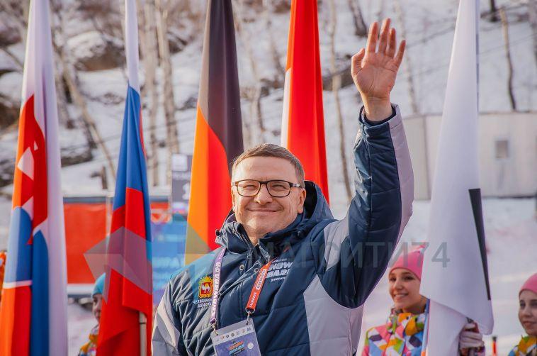 Губернатор Челябинской области отмечает день рождения