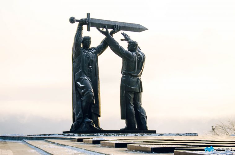 «Тыл-Фронту» стал третьим символом Южного Урала