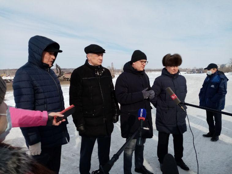 Магнитогорск с рабочим визитом посетил вице-премьер РФ