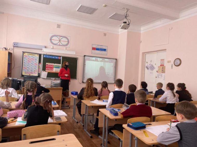 Сотрудники ГИБДД иполиции вместе провели онлайн-урок для школьников