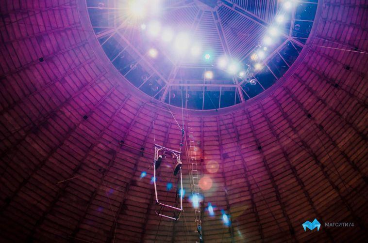 Магнитогорский цирк покидает очередной директор