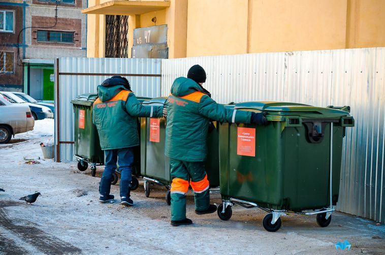 Как часто должны вывозить мусор и кто должен следить за чистотой контейнеров?