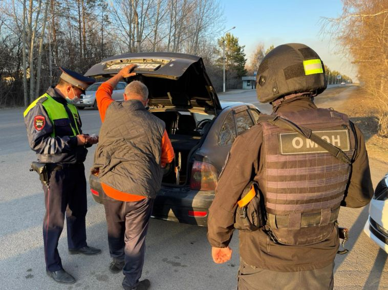 Магнитогорские полицейские раскрыли 26 преступлений