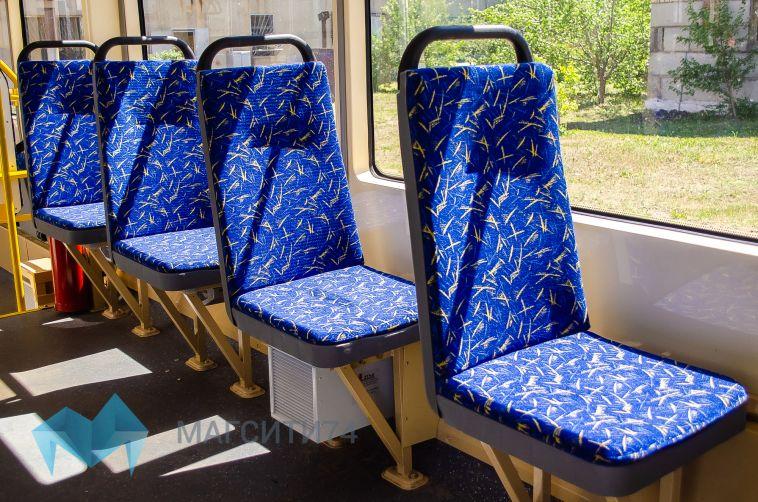 Магнитогорцы стали чаще ездить на трамваях