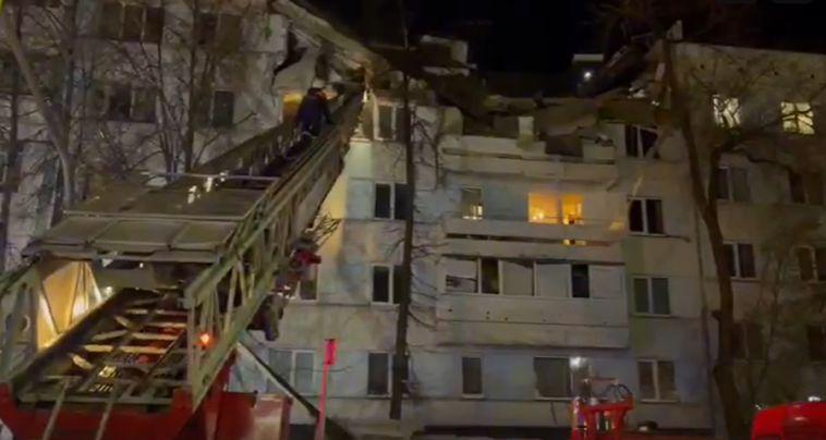 При взрыве газа в Набережных Челнах погибла девушка