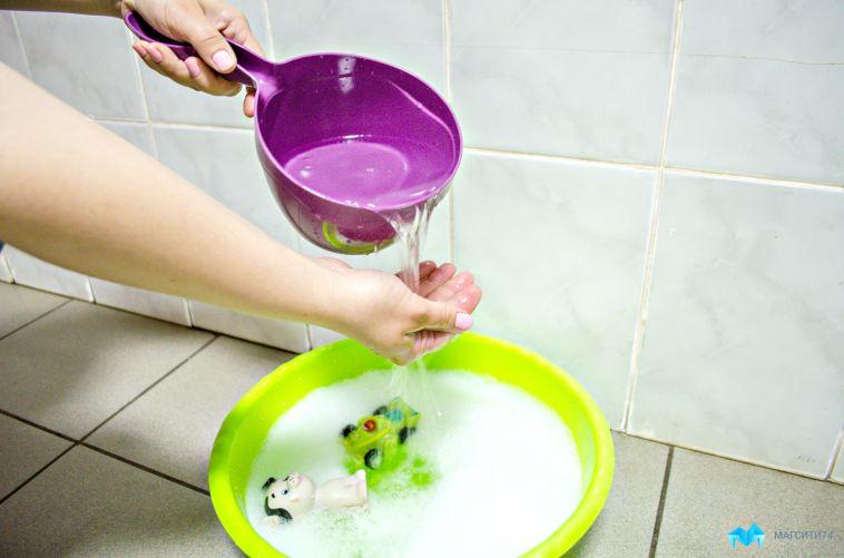 В Магнитогорске в некоторых домах отключат воду